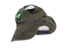 Conch Republic Key West Martini Drinking Olive Cap Hat