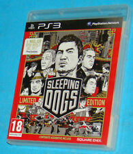Sleeping Dogs - Sony Playstation 3 PS3 - PAL