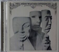 Neil Merryweather-Differences Canadian hard rock psych cd