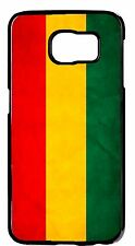 New Reggae Rasta Flag Jamaican Cool Back Cover Case For Samsung Galaxy Note 5