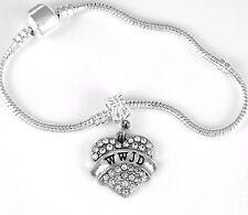 Wwjd Bracelet Wwjd Gift Jesus Bangle Wwjd Present Wwjd charm Wwjd Jewelry