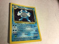 1999 WOTC Pokemon Poliwrath - Card #13/102 Base Set - Hologram - Near Mint