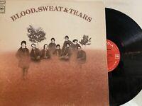 Blood, Sweat And Tears – Blood, Sweat And Tears LP 1968 Columbia – CS 9720 VG