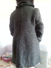 Cappotto lana grigio