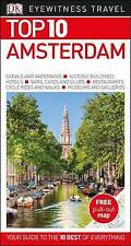 DK Eyewitness Top 10 Travel Guide: Amsterdam, DK, New Book