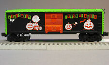 LIONEL PEANUTS HALLOWEEN TRAIN BOXCAR car charlie brown charles 6-30214 6-39374
