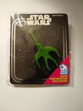 Star Wars Dianoga Trash Monster Pin Exclusive Enamel Lapel New