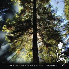 Kitaro - Sacred Journey Of Ku-Kai, Volume 5 (NEW CD)