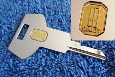 NOS NEW OEM  91-93 Oldsmobile Cutlass Supreme CHROME Keys GOLD Ornament Emblem