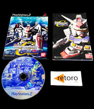 SD GUNDAM G GENERATION NEO Sony PS2 PLAYSTATION2 Play Station 2 Japones