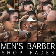Learn how to Fade Men's Styles & Street Trends DVD Clipper Cut Hair Style Buzz