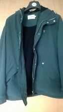 Green Farah hooded coat size xxl