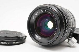 [MINT] Nikon PC-Nikkor 35mm f/2.8 Shift MF Lens From Japan