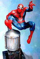 Bowen Designs Amazing Spider-man Marvel Comics Classic Club Exclusive Statue