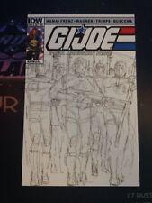 GI Joe Real American Hero IDW Annual Hama VF/NM (BIK060)