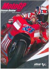 Book 2007 Moto GP Season Review book