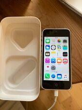 Apple iPhone 5C White 16GB Locked To EE