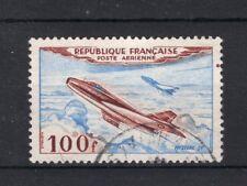 FRANKRIJK Yt. PA30° gestempeld Luchtpost 1954