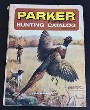 Vintage Parker Distributors Hunting Catalog 46th Edition-256 pages
