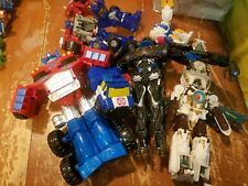 Lot of Transformers
