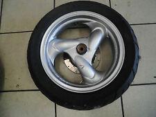 A. Kymco Vitality 50 2T Felge vorne Vorderrad 12x3,0 + Reifen + Bremsscheibe 4mm