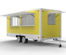 Ready For Businessbrand New Concession Trailer Food Truck Available Now