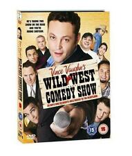 VINCE VAUGHN'S WILD WEST COMEDY SHOW 30 DAYS AND 30 NIGHTS EIV UK DVD NEW