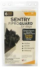 LM Sentry FiproGuard for Dogs Dogs up to 22 lbs (6 Doses)
