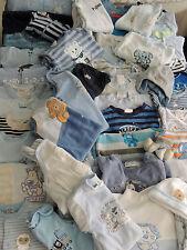 75-tlg @ Jungen Baby ERSTAUSSTATTUNG Babykleidung Gr. 50/ 56  62 68