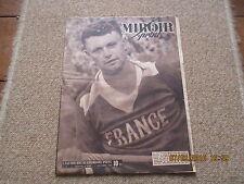 JOURNAL MIROIR SPRINT 19 10 octobre 1946  tissot cyclisme boxe football