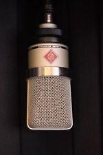 🎙️ NEUMANN TLM 102 - MICRO STUDIO GRIS  [ Silver TLM102Silv ] + popfilter free!