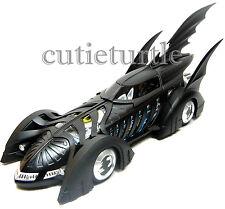 Hot Wheels Mattel 1995 Batman Forever Batmobile Diecast Vehicle 1:18 BLY43