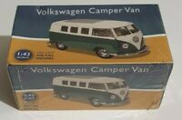 SCARCE Atlas Editions Volkswagen Camper Van 1:43 NEW Boxed Wrapped in Cellophane