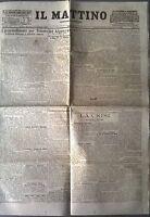 WW1-I PROVVEDIMENTI PER TRIESTE - POLITI INTERNA E POLITICA ESTERA - 529