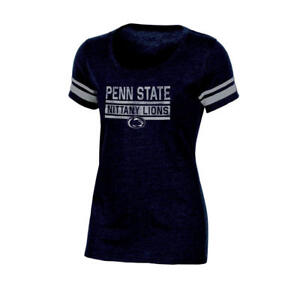 Penn State Nittany Lions NCAA Women's Graphic Short-Sleeve Shirt 3XL 22W-24W NWT
