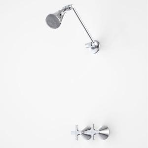 Dorf WELS 3 Star Maxum Chrome Shower Set 1102.043A
