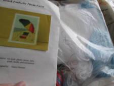 Beach Umbrella Tissue Cover Plastic Canvas Kit-Nancy Dorman