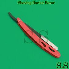 Profi Herren Straight Barber Edge Razor Pocket Folding Rasieren Messer