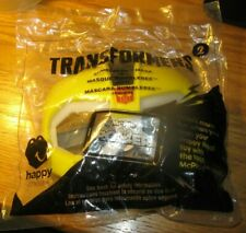2016 Transformers McDonald's Happy Meal Toy - Bumblebee Mask #2