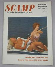 SCAMP MAGAZINE JULY 1960 CONNIE SELLERS TED MARK HOPE HATHAWAY DONNA BUTTONS