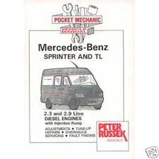 Russek Mercedes-Benz Sprinter 2.3/2.9 diesel pre 2001