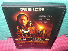 THE SCORPION KING - THE ROCK -