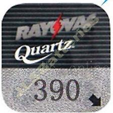 2 Rayovac 390 Silver oxide Watch Batteries SR1130SW 609