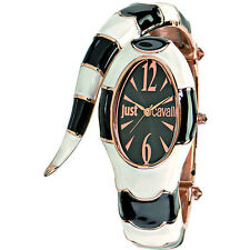Just Cavalli Orologio Orologi Watch Donna Woman Uhr R7253153506 Poison Nero Rame