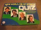 Channel 9 Wide World of Sports Quiz 80s Trivia Boardgame Max Walker Lou Richards