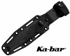 Ka-Bar Black Kydex & Nylon Tactical Sheath For Short 5 Inch Blade Knife - Ka5016