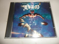 Cd   Dio  ‎– Diamonds - The Best Of Dio