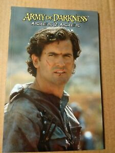 Army of Darkness : Ashes 2 Ashes by Andy Hartnell (2005, Tpb) photo cover