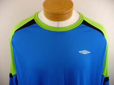 Umbro Men's XL Crewneck LS Soccer Jersey LNC