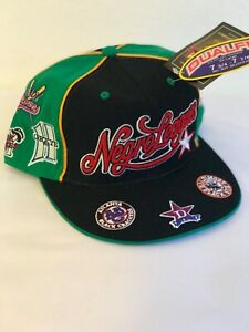 Negro League Fitted Hat, Brand New w/tags, Green/Black/Red, Free Shipping